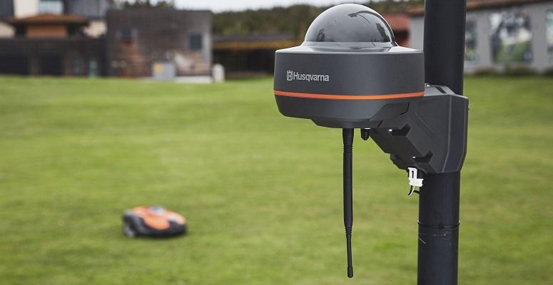Husqvarna EPOS rendszer robotfűnyíró