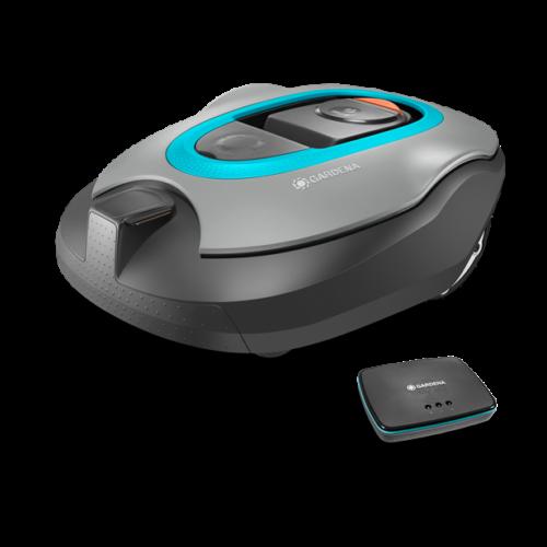 Gardena smart sileno +2000 robotfűnyíró készlet