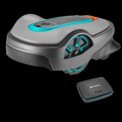 gardena smart sileno life 1000 robotfűnyíró készlet